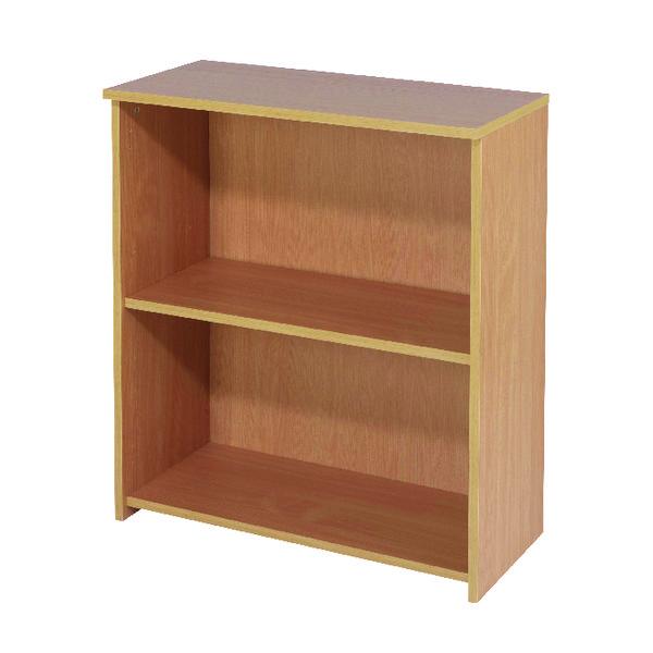 Jemini Bav/Beech 800mm Bookcase