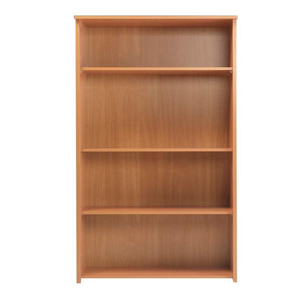 Jemini Bav/Beech 1750mm Large Bookcase