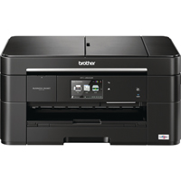 Brother MFC-J5620DW A3 Inkjet All-in-One Printer with Fax Duplex Wireless Black (Pack of 1) MFCJ5620DWZU1