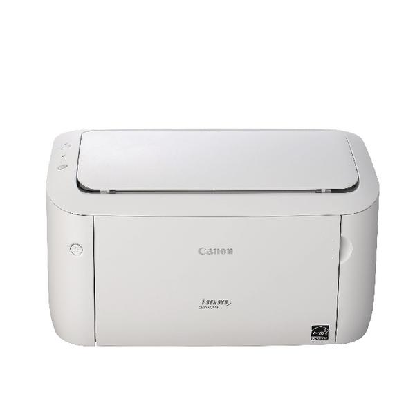 Canon i-SENSYS LBP6030w Mono Laser Printer White (Pack of 1) 8468B019