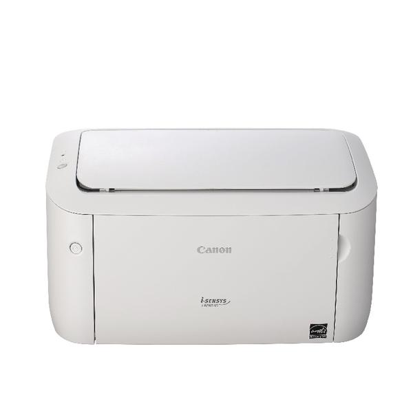 Canon i-SENSYS LBP6030 Mono Laser Printer White (Pack of 1) 8468B021