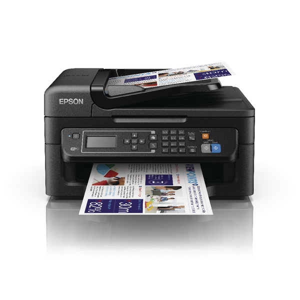 Epson Workforce WF-2630WF Multifunctional Colour Printer C11CE36401 (Pack of 1)