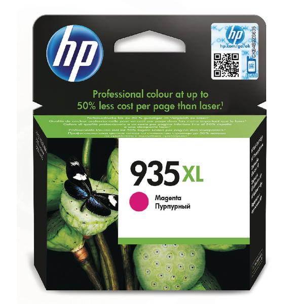 HP 935XL Magenta High Yield Original Ink Cartridge C2P25AE