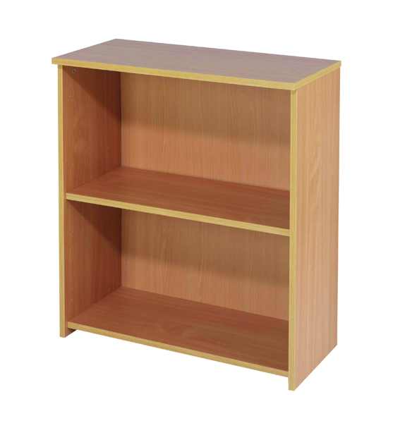 Jemini Bav/Beech 800mm Bookcase