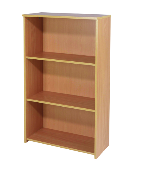 Jemini Bav/Beech 1200mm Medium Bookcase