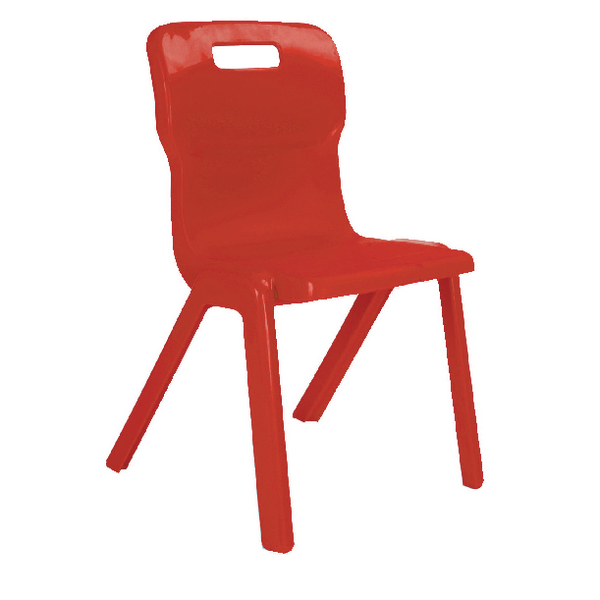 FF DD Titan 1 piece 460mm Red (Pack of 10)