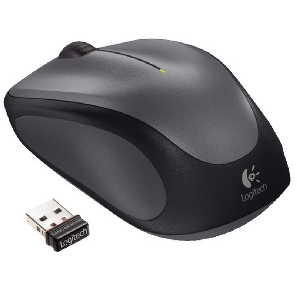 Logitech Wireless Mouse M235 910-002201 (Pack of 1)