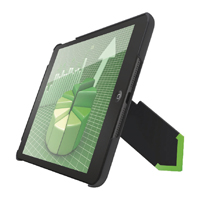 Leitz Black Complete Case with Stand for iPad Mini (Pack of 1) 63600095