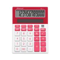 Rexel Joy Desktop Calculator Pretty Pink