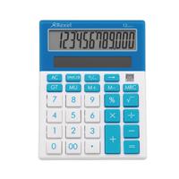 Rexel Joy Desktop Calculator Blissful Blue