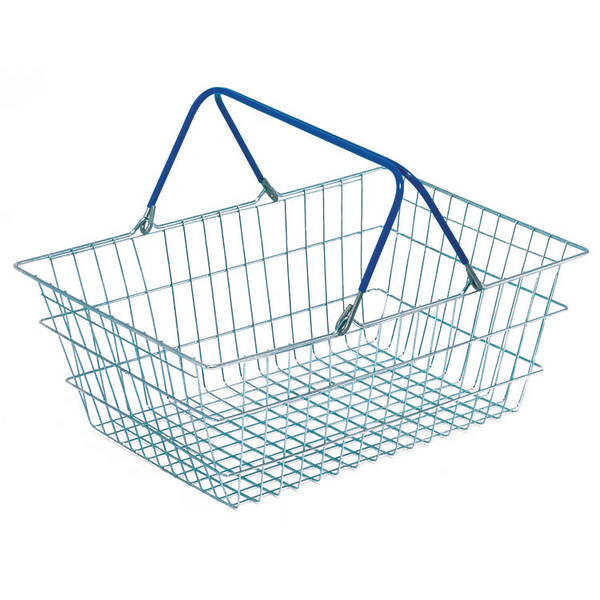 VFM Wire Shopping Baskets (Pack of 5) 190100