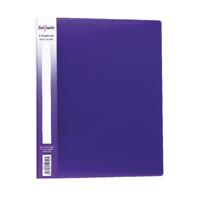 Snopake Purple Electra Ring Binder A4 25mm (Pack of 10) 10161