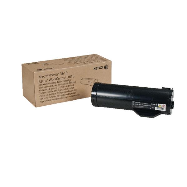 Xerox Black Toner Cartridge 106R02720