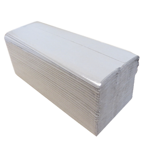 2WORK C FOLD TOWEL 1 PLY NATURAL PK2760