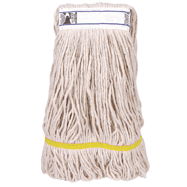 2Work 340g PY Kentucky Mop Yellow (Pack of 5) 103221RD