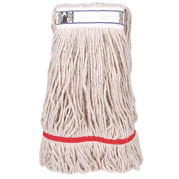 2Work PY Kentucky Mop 340g Red (Pack of 5) KGRE3405I