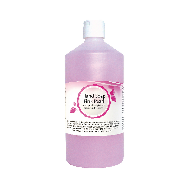 2Work Pink Pearl Hand Soap 750ml