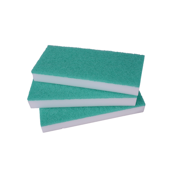 2Work Maxi Erase All Floor Pad 100x60x25mm (Pack of 5) SPEMWG05O