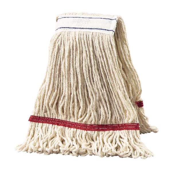 2Work 340g Multi Kentucky Mop Red (Pack of 5) KDRE3405I