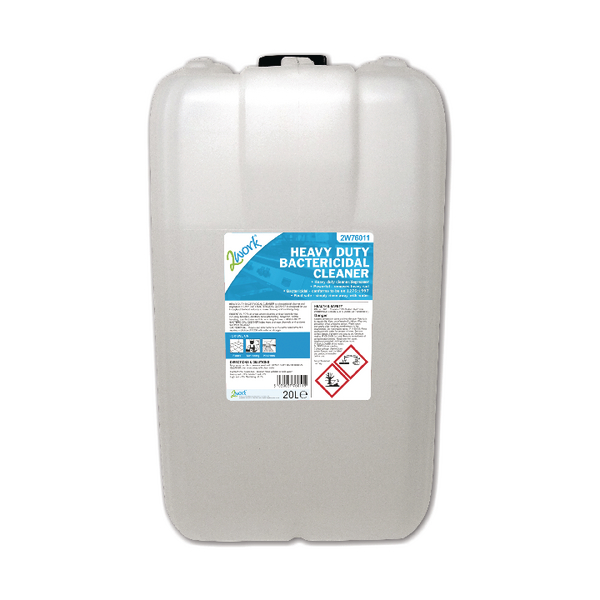 2Work Heavy Duty Bactericidal Cleaner 20 Litre 319