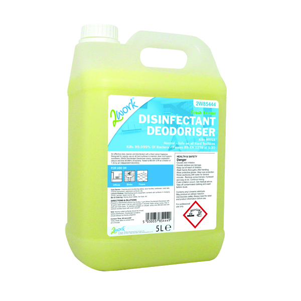 2Work Disinfectant Deodoriser