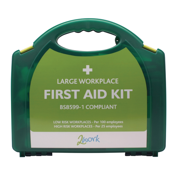 2Work Large BSI First Aid Kit X6052