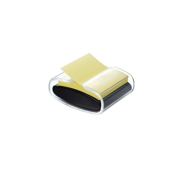 Post-it Pro Z-Note Dispenser Black PRO-B-1SSCY-R330