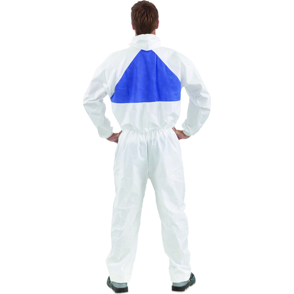3M Basic Protective Coverall Extra Large (Size: 43-45 inch, high quality protective coverall) 4520XL