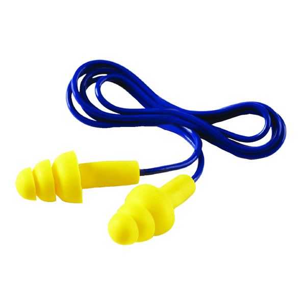 3M Ultrafit Ear Plugs (Pack of 50) UF-01-000