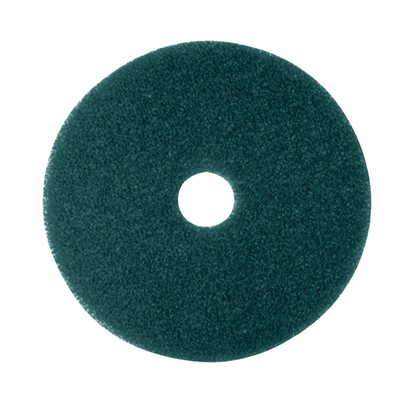 Image for 3M Economy 430mm Green Floor Pads (Pack of 5) 2ndGN17