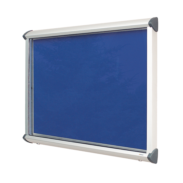 Announce External Display Case 750x967mm Blue