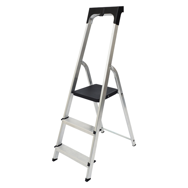 Image for Abru Promaster 3 Tread Step Ladder 60603