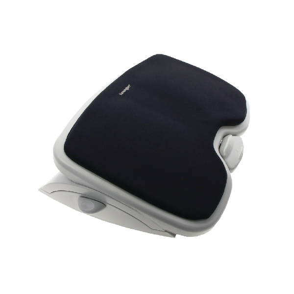 Kensington SoleMate Comfort Foot Rest Black/Grey 56153