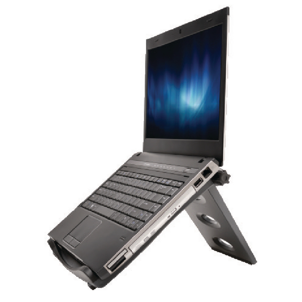 Kensington SmartFit Easy Riser Laptop Stand Grey 60112