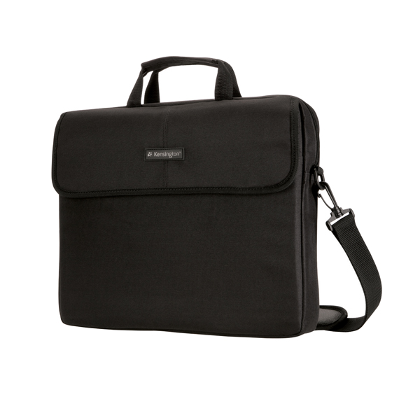 Kensington Simply Portable Classic 17 Inch Notebook Sleeve Black K62567US