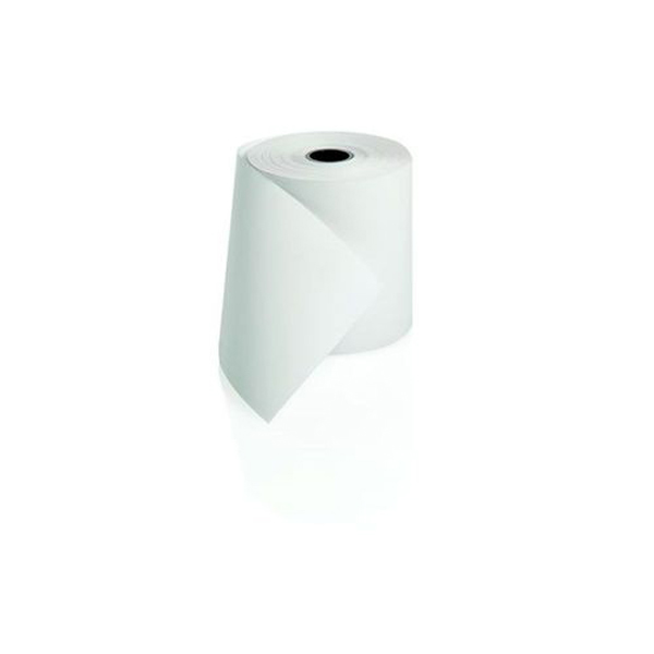 Initiative Thermal Chip and Pin Rolls 57 x 55 x 12.7mm Single Ply A Grade White Pack 20