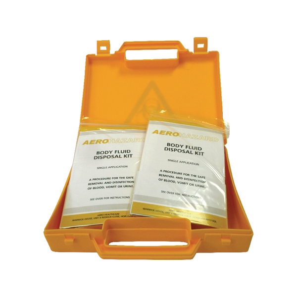 Body Fluid Spillage Kit 20217-9