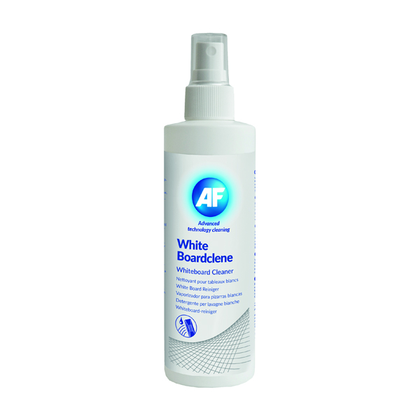 AF WHITE BOARDCLENE 250ML PUMP SPRAY