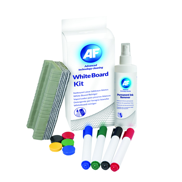 Image for AF White Boardclene Kit AWBlack 000