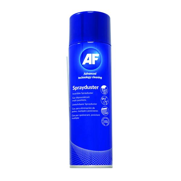 AF Sprayduster Invertible Air Duster 250ml ASDU250D