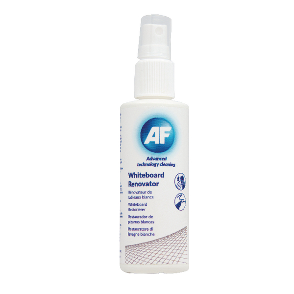 AF Whiteboard Renovating Solution 125ml AWBR125