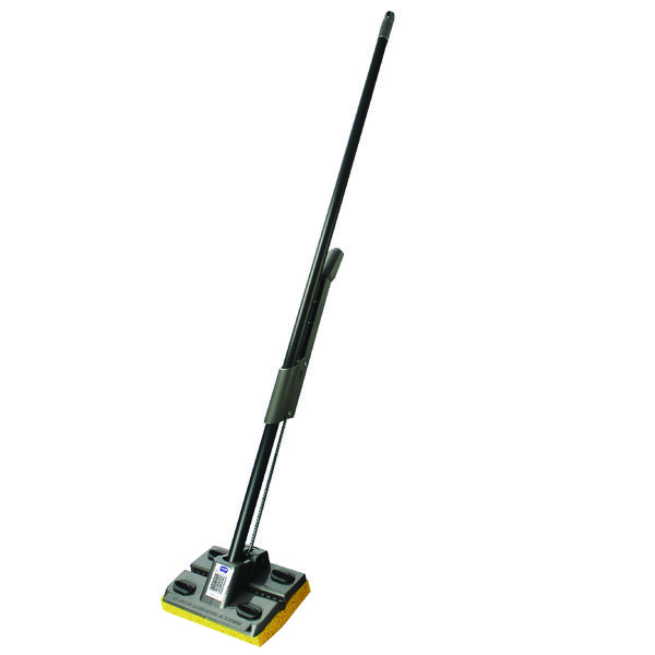 Addis Super Dry Sponge Mop Metallic/Graphite 9589CBL