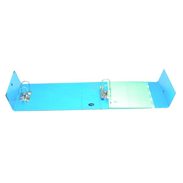 Image for Arianex Blue Double A4 Lever Arch File DA4BL