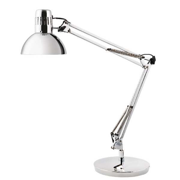 Image for Alba Archifluoch Fluorescent Desk Lamp ARCHI CH