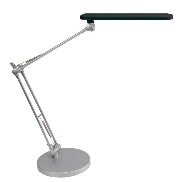 Image for Alba Trek LED Desk Lamp Black LEDTREK
