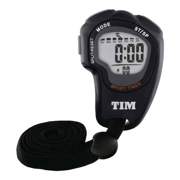 Image for Acctim Olympus Stopwatch Black TIM902B