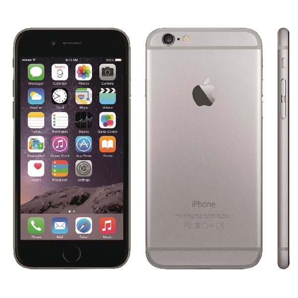 Apple iPhone 6 16GB Grey Grade A Refurbished UK REV03009010205150003