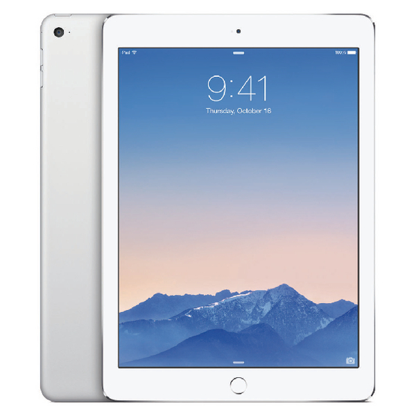 Apple 9.7inch iPad Air 2 Wi-Fi + Cellular 128GB Silver MGWM2B/A