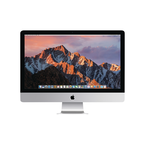 Apple iMac 21.5-inch 4K display 3.4GHz quad-core Intel Core i5 1TB Fusion Drive 8GB RAM AMD Radeon Pro 560 MNE02B/A