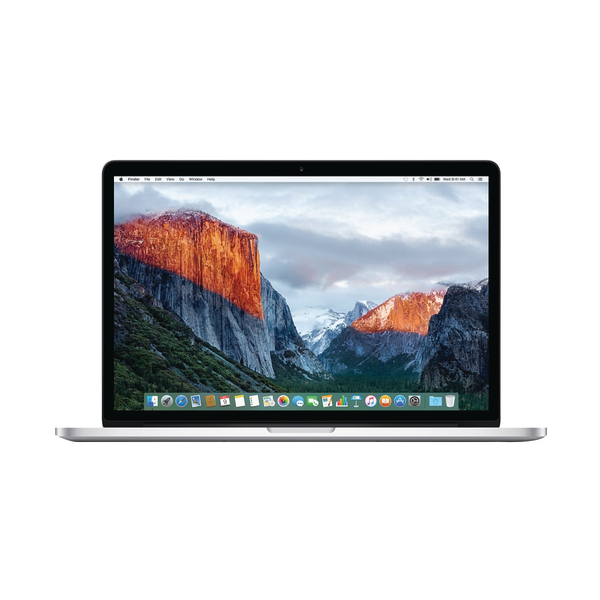 Apple MacBook Pro 15-inch 2.2GHz quad-core Intel Core i7 256GB - Silver MJLQ2B/A